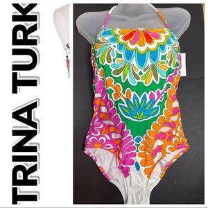 NWT Trina Turk bathing suit